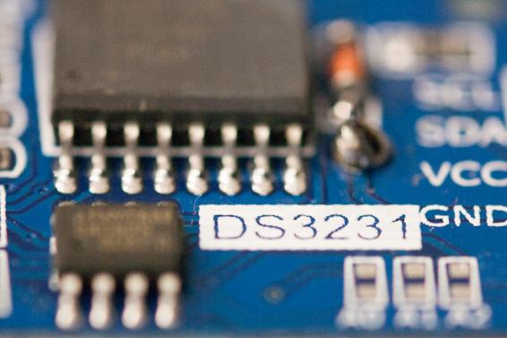Ein RTC-Modul DS3231 am Raspberry Pi betreiben